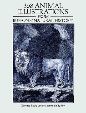 368 Animal Illustrations from Buffon's 'Natural History' (Dover Pictorial Archive Series)