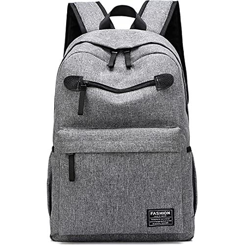 BAODI Zaini Casual Zaino in Nylon Casual Ultraleggero Daypack per Le Donne College Bag with Laptop (Color : Huise, Size : One Size)