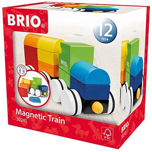 BRIO 30245 - Magnetischer Holz-Zug