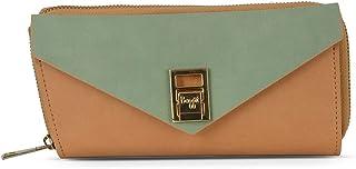 Baggit Spring/Summer '20 Women Ziparound Green Wallet
