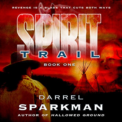 Spirit Trail audiobook cover art