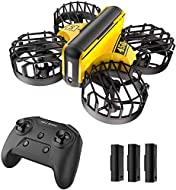 HOLY STONE HS450 Mini Drone for Kids Beginners - Hand Operated Nano Quadcopter with Altitude Hold, T...