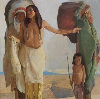 WONDERFULITEMS The Peacemaker Indians Native American by Ernest L BLUMENSCHEIN 12