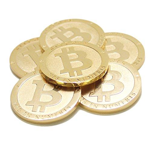 The Original Bitcoin Commemorative Collectors Coin