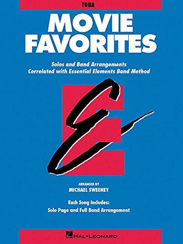 Essential Elements Movie Favorites: Tuba (B.C.)