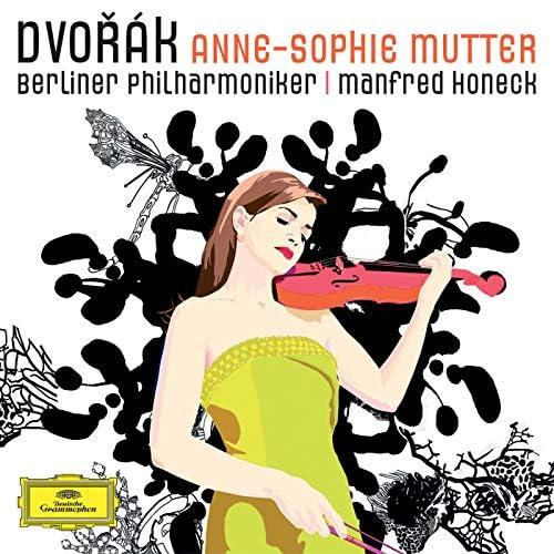 Anne-Sophie Mutter, Berliner Philharmoniker, Manfred Honeck & Antonín Dvořák