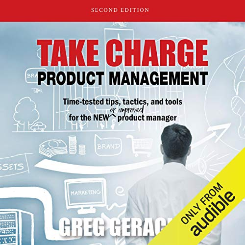 Take Charge Product Management cover art