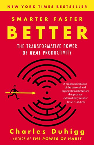Smarter Faster Better: The Transformative Power of Real ...