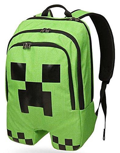 Mochila Minecraft Creeper