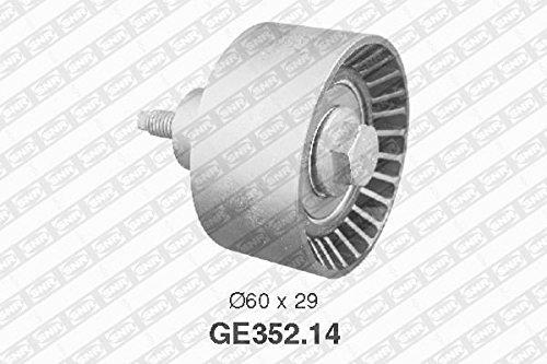 SNR GE35214 Umlenk-/Führungsrolle, Zahnriemen