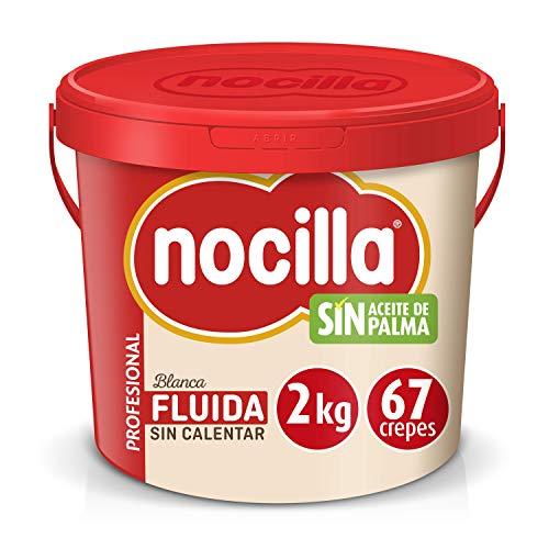 Nocilla Fluida Blanca - 2kg