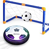 WisToyz Kids Toys Hover Soccer Ball Set with 2 Goal & 1 Kids Soccer Ball, LED...