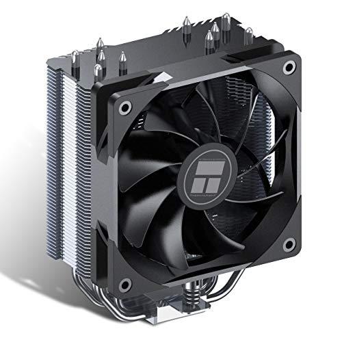 One enjoy Thermalright AK120 Disipador CPU con 5 Tubos de Calor, Ventilador PWM de 120 mm, Enfriador de CPU Intel AMD AM4