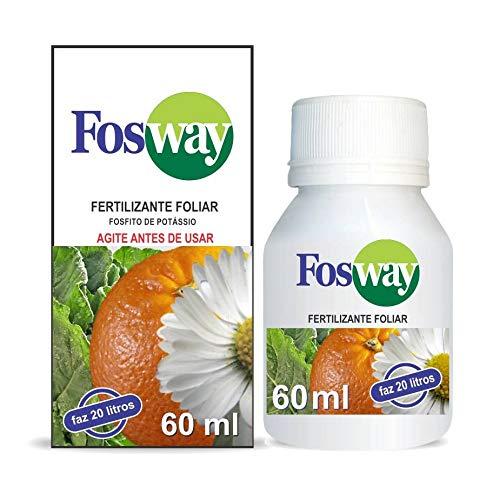 Fertilizante Adubo Forth Fosway Conc. 60 Ml- Frasco