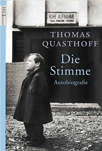 Die Stimme: Autobiographie (0)