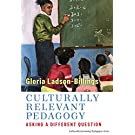 Culturally Relevant Pedagogy: Asking a Different Question (Culturally Sustaining Pedagogies Series)
