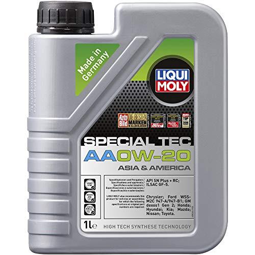 Liqui Moly 6738 Special Tec motorolie AA 0W-20 BOOKLET 1 L
