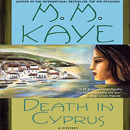 Death in Cyprus cover art