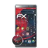 atFolix Schutzfolie kompatibel mit Lenovo Phab 2 Plus Folie, entspiegelnde & Flexible FX Bildschirmschutzfolie (3X)