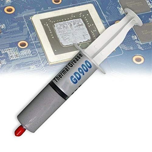 WHWEI2020 1Pcs 30g GD900 Wärmeleitpaste Heatsink GD900 Wärmeleitpaste for CPU- Processors Heatsink Plaster Wasserkühlung Cooler (Color : Grey)