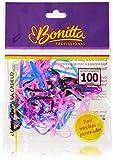 Elasticos Coloridos Pacote 100 Unid, Bonitta, 591Bt, Marco Boni, Sortida