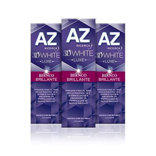 AZ Ricerca Dentifricio Pro Expert Prevenzione Superiore, 3 x 75 ml