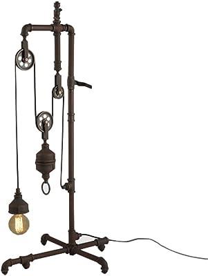 Lámpara de Mesa ZHANGRONG Loft American Retro Industriales ...