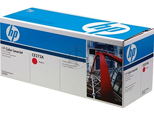 HP - Hewlett Packard Color LaserJet Enterprise CP 5525 XH (650A / CE 273 A) - original - Toner magenta - 15.000 Seiten