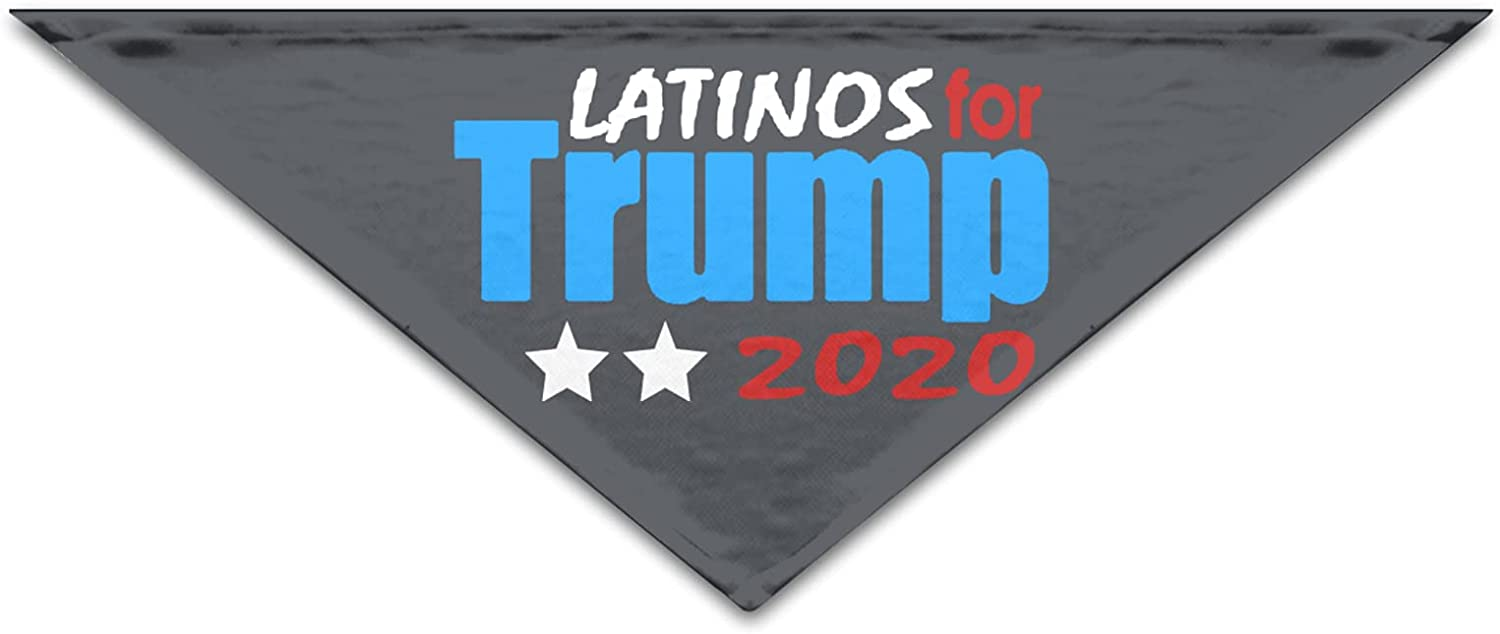 Trump We OFFer at cheap prices Latinos 2020 Max 89% OFF Cool Bandanas Gift Sca Birthday Fashion Funny