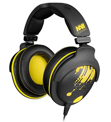 SteelSeries 9H Navi Team Edition - Auriculares Gaming de Diadema Cerrados