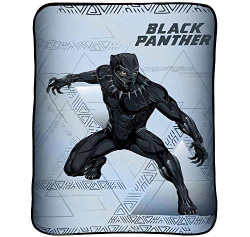 Marvel Black Panther 62 x 90 Plush …