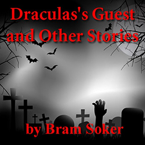 Dracula's Guest and Other Stories audiobook cover art