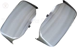 peterbilt 579 chrome mirror covers