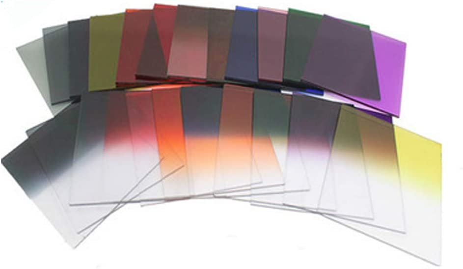 Camera Filter 25 in Now free shipping 1 Square Neutral Color Gra ND Max 64% OFF Density
