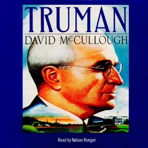 Truman audiobook cover art