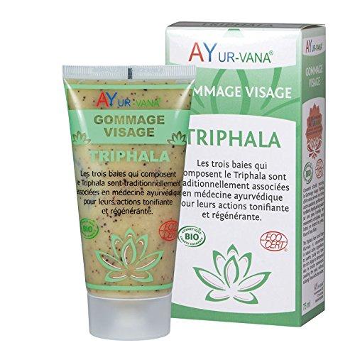 AYur-vana Triphala Gommage Visage Bio 75 ml