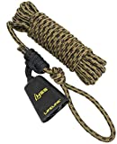 Hunter Safety System Lifeline for Tree-Stand Hunting Safety Harness, Non-Reflective, Single, one Size