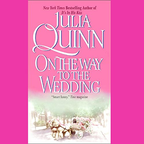 On the Way to the Wedding audiobook cover art