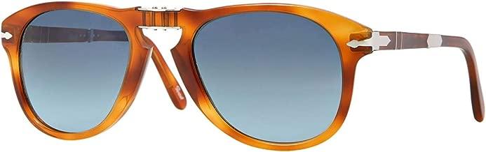 Persol Steve McQueen Polarized 714SM - 96/S3 Sunglasses 54mm