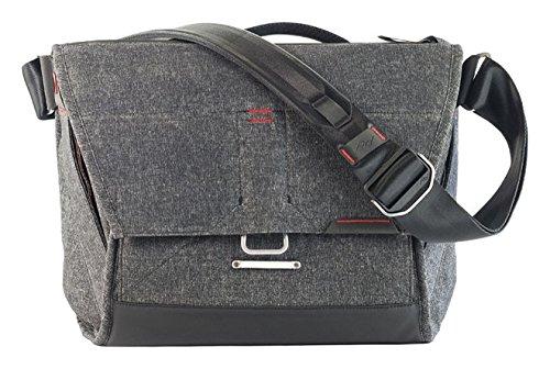 Peak Design Everyday Messenger Bag di 13pollici, colore: grigio