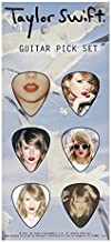 Taylor Swift 1989 Guitar Picks Set Pack of Six Photo Collector's Picks