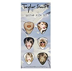 6 Playable Picks Each with a different photo of Taylor Swift 1989 Version