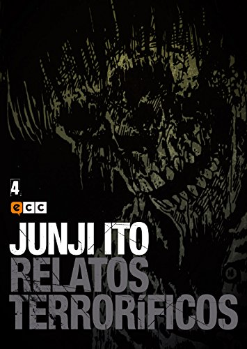 Junji Ito: Relatos terroríficos 4 (Junji Ito: Relatos...