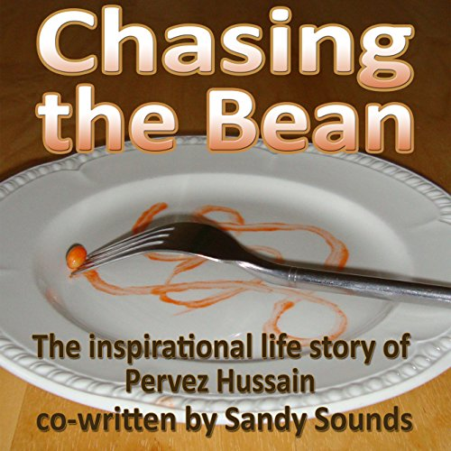 Chasing the Bean audiobook cover art