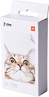Dewanxin Voor Xiaomi Pocket Print Paste Paper, 50 vellen 5 x 7,6 cm Zink Print Paste Paper