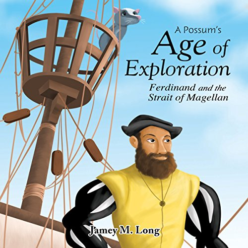 A Possum's Age of Exploration audiobook cover art
