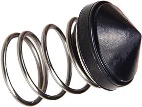 Charlete 55 Type High-Pressure Cleaner Accessories Back Water Spring Car Washing Machine Pump Head Pressure Sliver