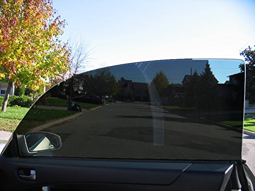 """Wimax Limo 3% VLT 30"""" in x 10' Ft Feet Uncut Roll Window Tint Film Auto Car Home Office"""