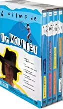 Luc Moullet Collection 6 Films Anatomie d'un rapport / Brigitte et Brigitte / Les Contrebandi res / Une aventure de Billy le Kid / Gen se d'un repas / Parpaillon Anatomy of a R