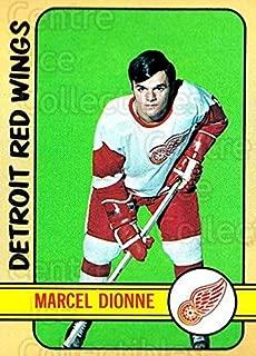 (CI) Marcel Dionne Hockey Card 1972-73 Topps 18 Marcel Dionne